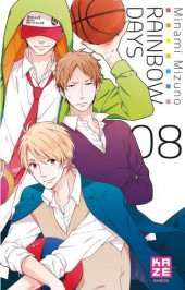 Rainbow days -8- Tome 8