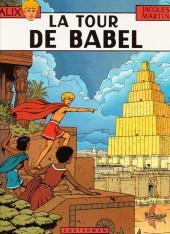 Alix -16a1983a- La tour de Babel