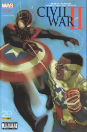 Civil War II -52/2- Tome 5