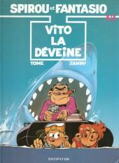 Spirou et Fantasio -43b06- Vito la déveine
