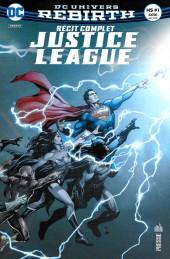Justice League - Récit Complet (DC Presse) -HS1- DC Univers Rebirth