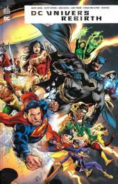 DC Univers Rebirth : Deathstroke - DC Univers Rebirth