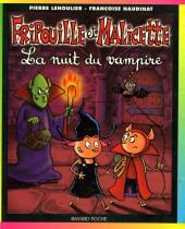 Fripouille et Malicette -3- la nuit du vampire