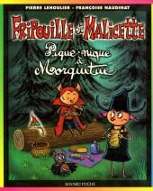 Fripouille et Malicette -4- Pique-nique à Mortquitue