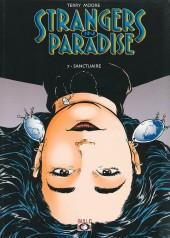 Strangers in paradise -7- Sanctuaire