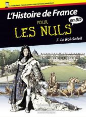 L'histoire de France pour les nuls -7- Le Roi-Soleil