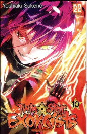 Twin Star Exorcists -10- Tome 10