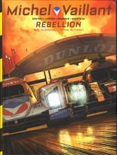Michel Vaillant - Nouvelle saison -6Fanbox- Rébellion