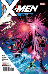 X-Men: Blue (2017) -2- Issue 2