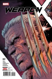 Weapon X (2017) -2- Issue #2