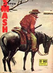 Smash super -19- L'attaque du convoi western