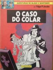 Blake e Mortimer (Aventuras de) (en portugais) -10- O caso do colar
