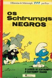 Schtrumps (en portugais) -1- Os Schtrumps negros