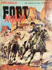 Blueberry (en portugais) (Uma aventura do Tenente) -1- Fort Navajo