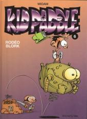 Kid Paddle -6a2006- Rodéo Blork