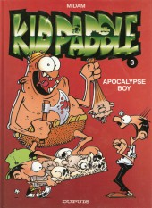Kid Paddle -3a2002- Apocalypse Boy