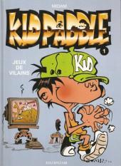 Kid Paddle -1a1997- Jeux de vilains