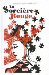 La sorcière Rouge -2- Le Tour du monde en magie