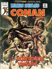 Relatos salvages (Vol.1) -72- Los Necrófagos de Yanaidar