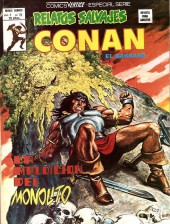 Relatos salvages (Vol.1) -73- La Maldición del Monolito