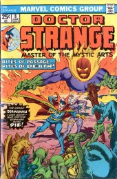 Doctor Strange (1974) -8- Rites of Passage... Rites of Death!