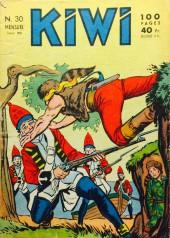 Kiwi -30- Un message indéchiffrable