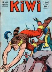 Kiwi -40- Le petit trappeur