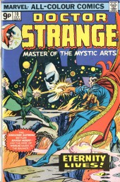 Doctor Strange (1974) -10UK- Alone Against Eternity...