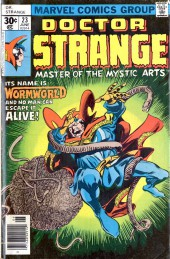 Doctor Strange (1974) -23- Into The Quadriverse!