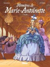 Mémoires de Marie-Antoinette -1- Versailles