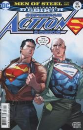 Action Comics (1938) -967- Men of Steel - Part 1