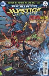Justice League (2016) -8- Outbreak - Part One