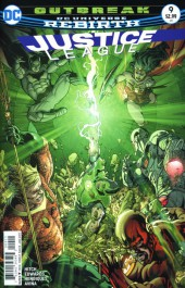 Justice League (2016) -9- Outbreak - Part two