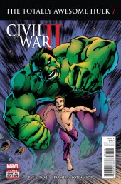 Totally Awesome Hulk (The) (2016) -7- Civil War II