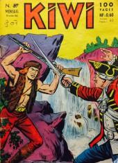 Kiwi -57- Le petit trappeur