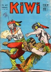 Kiwi -43- Le petit trappeur