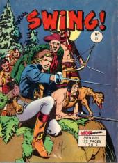 Capt'ain Swing! (1re série) -31- Le mystère de la grande ourse