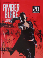 Amber Blake -1- La fille de Merton Castle