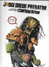 Judge Dredd/Aliens/Predator -2- Judge Dredd/Predator : Confrontation