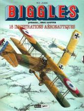 Biggles présente... -2- 18 illustrations aéronautiques