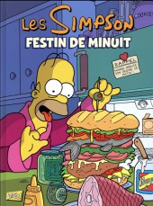 Les simpson (Jungle !) -33- Festin de minuit