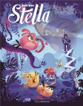 Stella (Angry Birds) -2- La méchante princesse du haut château