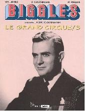 Biggles présente... -5- Le Grand Cirque/3