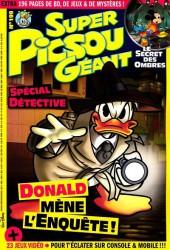 Super Picsou Géant -199- Donald mène l'enquête