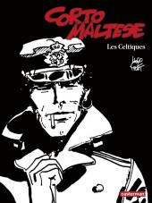 Corto Maltese (Noir et blanc relié) -4- Les celtiques