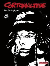 Corto Maltese (Noir et blanc relié) -5- Les Éthiopiques