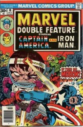 Marvel double feature (1973) -18- If this be mModok!