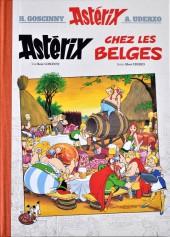 Astérix (albums Luxe en très grand format) -24- Astérix chez les Belges