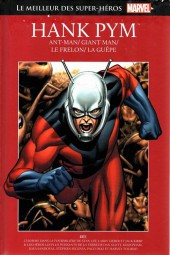 Marvel Comics : Le meilleur des Super-Héros - La collection (Hachette) -35- Hank pym