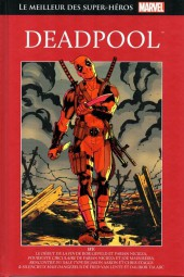 Marvel Comics : Le meilleur des Super-Héros - La collection (Hachette) -34- Deadpool
